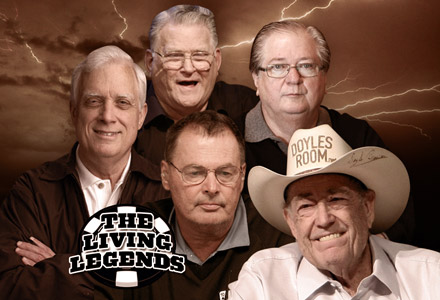 Living Legends of Poker, Five on Friday