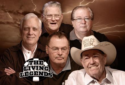 Living Legends of Poker, Five on Friday