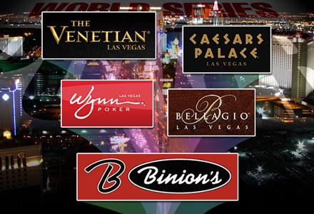 Five on Friday: Las Vegas WSOP Alternatives