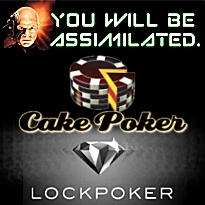 Report: Lock Poker to acquire, assimilate Cake Poker Network