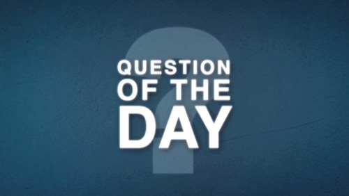 Question of the Day - more or less likely to play in a super high rollers event?