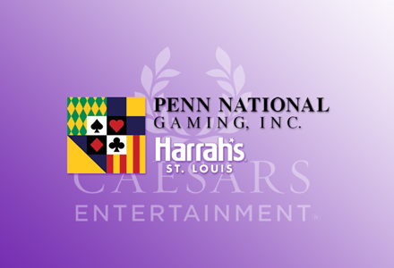 Penn National Gaming, Inc. buys Harrah's St. Louis from Caesars Entertainment