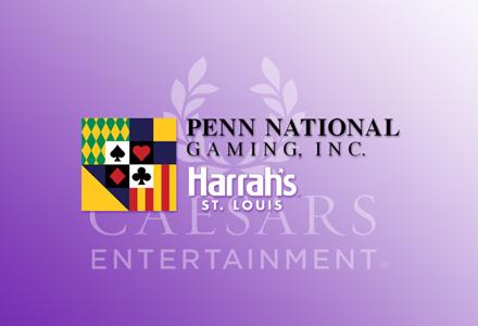 Penn National Gaming, Inc. buys Harrah's St. Louis from Caesars Entertainment