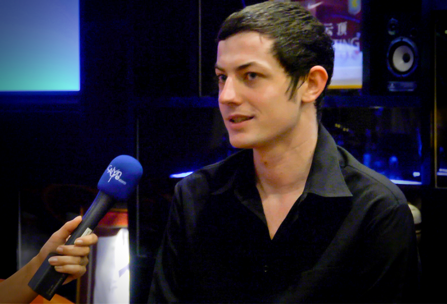 Tom Dwan talks about Live and Online Poker