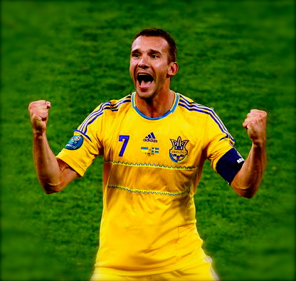 Euro 2012 Day 4 Round-Up: Shevchenko stuns Sweden; France and England settle for draw