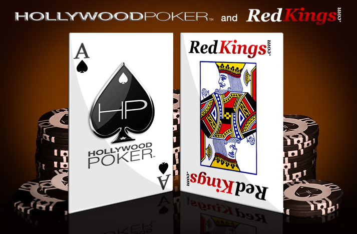 Hollywood Poker shuts down, players being moved to RedKings