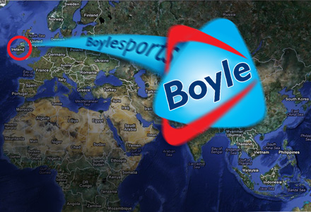 Boylesports expansion in Asia from Ireland