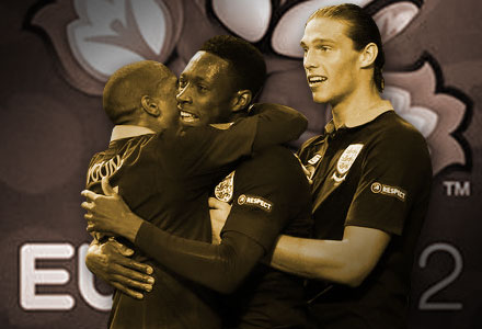Euro 2012 Day 8 Round-Up: Welbeck's late goal lifts England; France dominates Ukraine