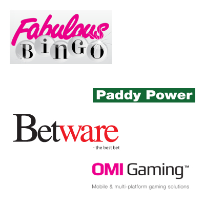 Fabulous Bingo ad banned; Paddy Power still hearing you; Betware mobile games available in Denmark; OMI gets Alderney licence