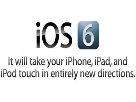 Apple presents iOS 6 aka GoogleKilla