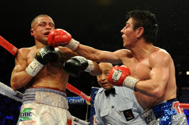 Pacquiao-Bradley undercard promises fireworks