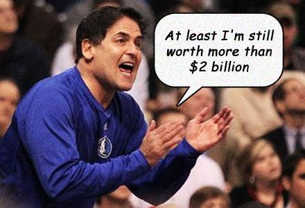 "Mark Cuban's $220,000 loss on Facebook was ""gambling money"""