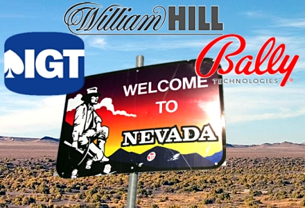 Bally, IGT, William Hill get Nevada license approval; Cantor seeks Macau license