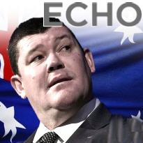 Packer withdraws bid for shareholder vote on installing Kennett on Echo board