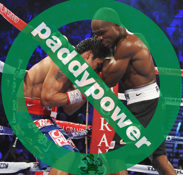 "Paddy Power refunds Pacquiao backers with ""Justice Payouts"""