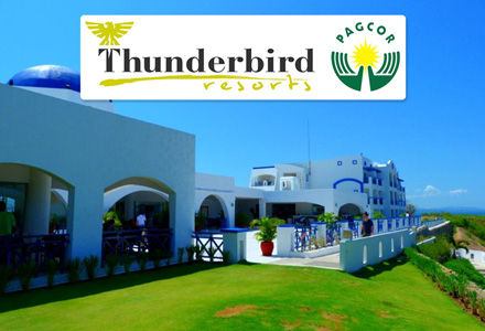 PAGCOR, Thunderbird Resorts