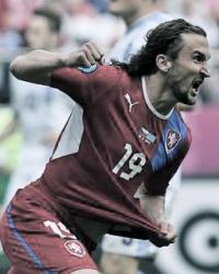 Czech Republic Greece Euro 2012