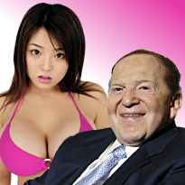 Okada told to come to Vegas; Adelson accused of okaying Macau prostitutes