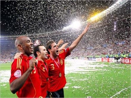 Euro 2012 Pre Tournament Power Ranking