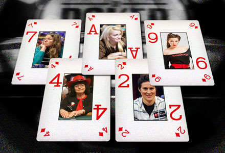 Top 2012 WSOP Events for Women, Five on Friday