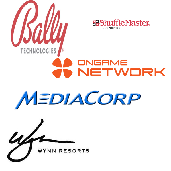 Bally, Shuffle Master and Ongame threeway; Wynn applies in Nevada; Media Corp loses other Drummond