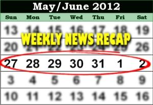 weekly news recap june 2