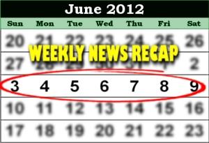 weekly news recap june 9