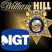 Nevada Gaming Control Board approves IGT, William Hill license bids