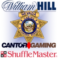 Hills Nevada hearing set; Cantor withdraws IPO; Shuffle Master moving on up