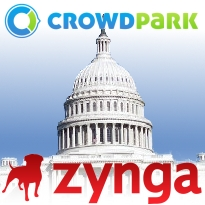Zynga hires DC lobbyists for internet gambling; social sports betting apps launch