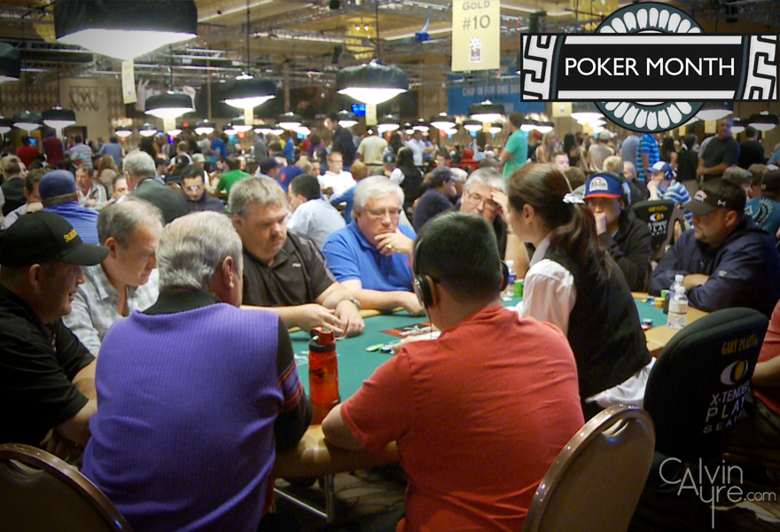 WSOP Main Event Day 1 (1A, 1B and 1C) Summary