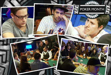 WSOP 2012 Main Event Day 4 Summary Video