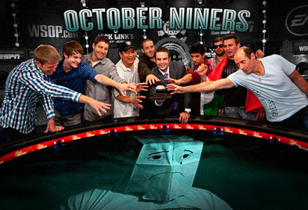 2012 WSOP October Nine Disappointments