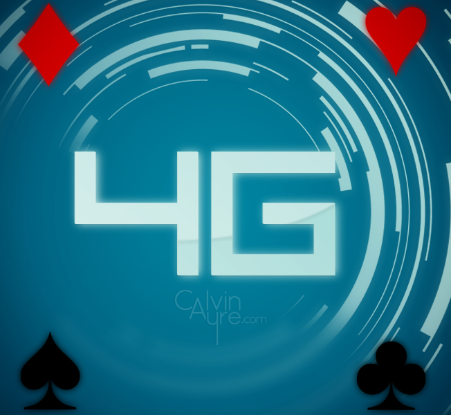 Importance of 4G for iGaming