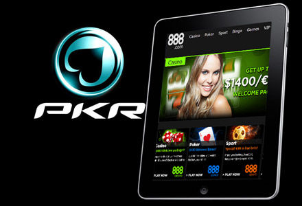 888poker goes mobile on the iPad; PKR unveils new and improved software