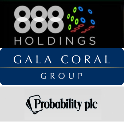 888 on ASA naughty step; Gala Coral joins them; Probability post record revenues and a surprise