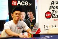 APT Macau 2012 High Rollers Champion Nam Le