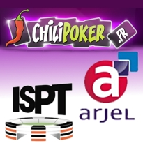 Chilipoker.fr quits France, ARJEL says taxes not too blame; ISPT €600 buy-in