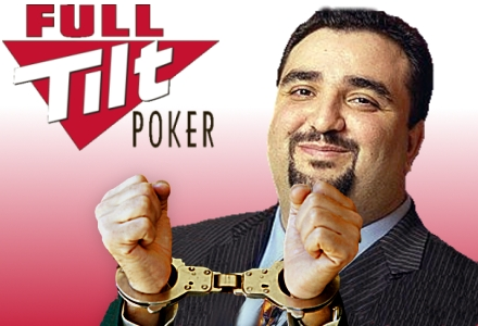 Full Tilt Poker CEO Ray Bitar Arrested