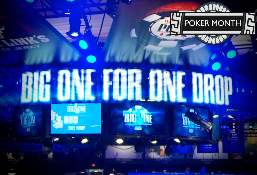 WSOP 2012, Big One For One Drop Summary Video