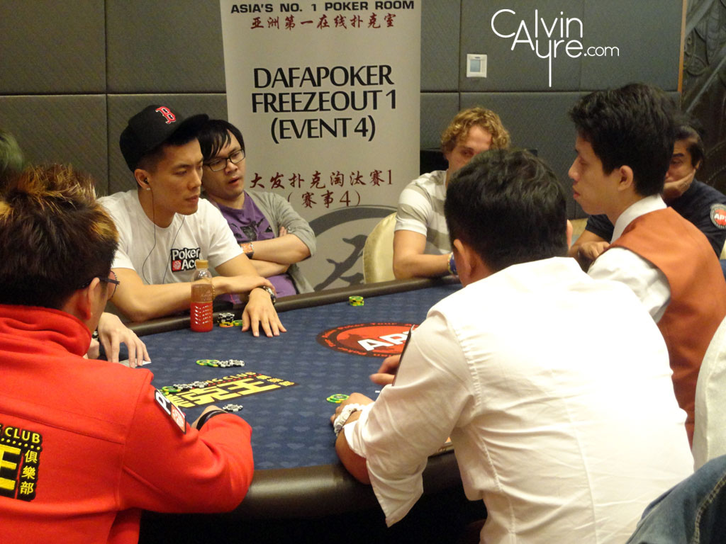APT Macau 2012: Side event winners make name for themselves
