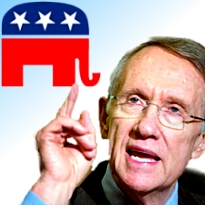 Harry Reid says he can't get Republican support for online poker bill