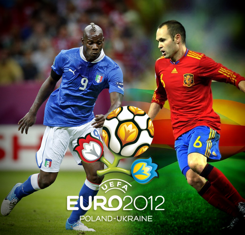 Euro 2012 Finals: Italy stand in the way of Spain's quest for history