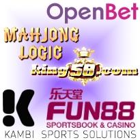 ASIAN DEALS: Kambi/Fun88; King58/Mahjong Logic; OpenBet/PGI