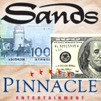 Las Vegas Sands Q2 profit falls; Pinnacle Entertainment net income turnaround