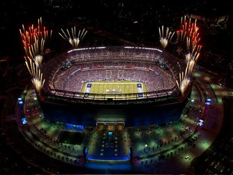 "New Jersey senator proposes ""temporary casino"" at the Meadowlands for 2014 SuperBowl"