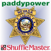 Paddy Power, Shuffle Master given preliminary approval by Nevada regulators