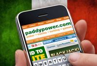 Paddy Power, Italy