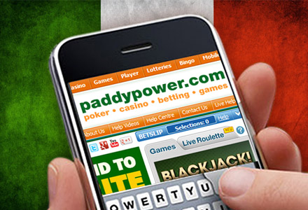 Paddy Power hits it up in the Italian market thanks to Euro 2012; looks to focus on online betting moving forward
