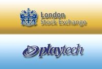 Playtech, London Stock Exchange